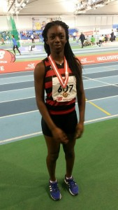 Ore National U15G indoor champ