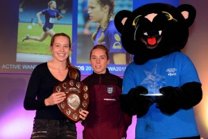 Wandsworth Sports Awards 2015 Eimear